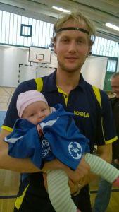 Landsbergs jügster Fan Lore und Stefan