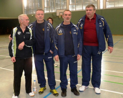 Senioren Landesmannschaftsmeister 2015 Ü60a