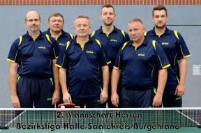 2. Mannschaft 2015-16