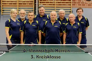 6. Mannschaft 2015-16